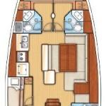 BeneteauOceanis50_layout