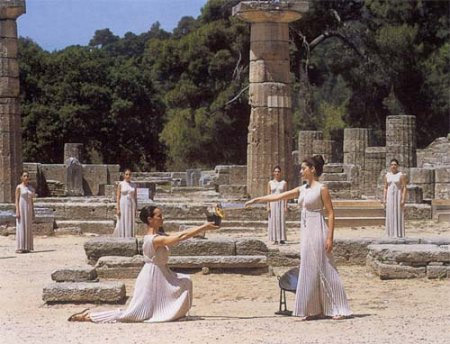 Sightseeing tours in Greece